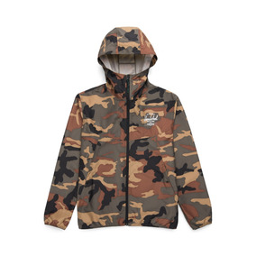 Campera Herschel Supply Co. Voyage Wind Verde Camuflado