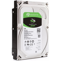Hd Seagate 2tb Pc 2 Tera 2000gb 64mb Sata 3 6gb/s