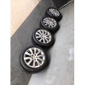 Aro 20 5x130 Porsche Cayenne Turbo Tala 9 + 275/45 Michelin