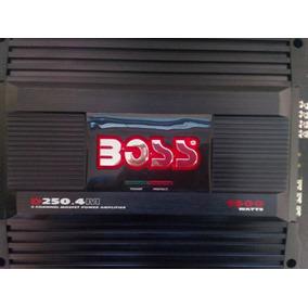 Modulo Amplificador Boss Diablo 1600w / 4 Canais Mosfet