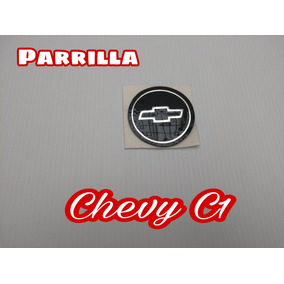 Emblema De Parrilla Para Chevy C1 Tipo Ficha