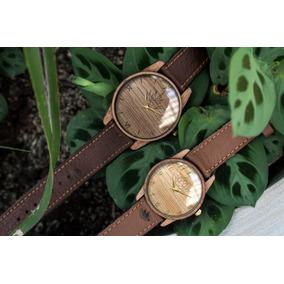 Relojes De Madera Personalizados - Agavus