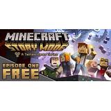 Minecraft: Story Mode - A Telltale Games - Pc Steam Original