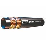 Manguera Sae 100 R2 Hidráulica Parker Di:3/8 301-6/302-6