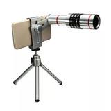 Luneta De Celular Zoom 18x Telescopica Universal P.entrega