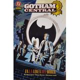 Gotham Central En La Línea Del Deber (norma Editorial)