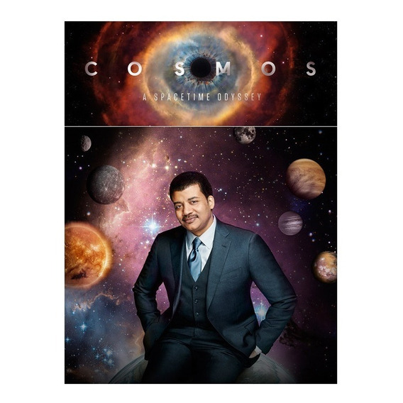 Cosmos. Neil Degrasse Tyson (serie Documental) Esp. Latino