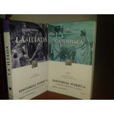 Dos Excelentes Libros La Iliada Y La Odisea