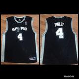 Jersey Nba De Michael Finley Con Spurs
