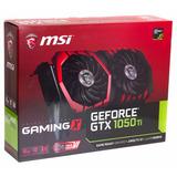 Tarjeta Video Msi Gaming X Nvidia Geforce Gtx 1050 Ti 4gb @s