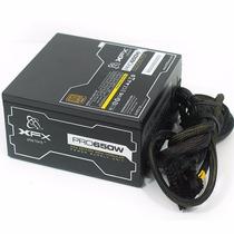 Fuente Xfx Xxx Edition 650w Semi Modular 80 Plus Bronce 53am