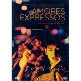 Dvd - Amores Expressos ( Chung Hing Sam Lam ) Wong Kar-wai