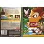 Bambi Dvd Walt Disney Clasico Dibujo Animado 2 Discos