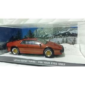 Lotus Esprit Turbo - Coleção James Bond Cars 007