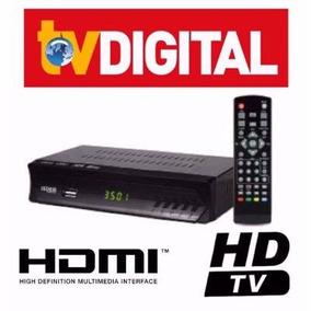 Conversor Tv Digital Função Gravador Mega Promoção