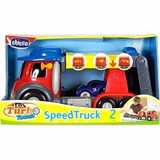 Chicco Camion Turbo Touch Speed Truck Jugueteria Bunny Toys