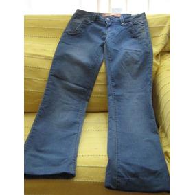 Blue Yeans Rkf, Elasticado, Azul Grisoso, Talla 38
