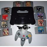 Consola Nintendo 64 Original Envio Gratis.
