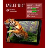 Tablet 10.6 Octa Core Excelente Resolución 1366x768! 2gb Ram
