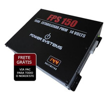 Fonte Estabilizada Pwm - Fps 150 Power Systems