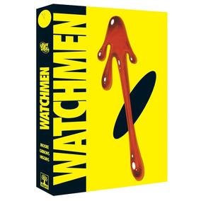 Caixa (box) Para Watchmen 12 Edições Ed. Abril - Alan Moore