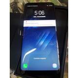 Samsung Galaxy S8, Midnight Black, 4g, 64gb. Nuevo, ¢325 Mil