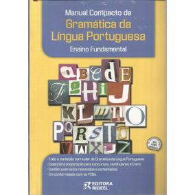 Manual Compacto De Gramática Da Língua Portuguesa - Fundamen