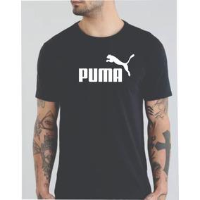Camiseta Camisa Puma - 100% Algodão A Melhor