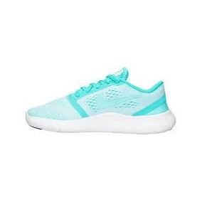 Nike Free Rn Preschool Runing Azul Turquesa, Numero 20cm Mex
