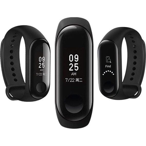 Xiaomi Mi Band 3 Reloj Inteligente Cardio Sellada Nuevo Entrega Inmediata Caja Sellada Smart Band Original Xiaomi
