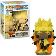 Funko Pop Naruto (six Path Sage) Glow In The Dark - #932