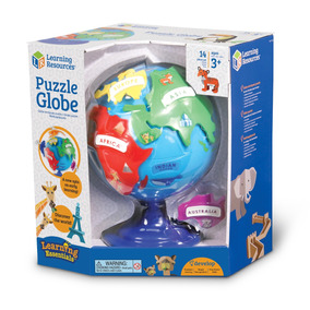 Learning Resources Puzzle Globo Terraqueo