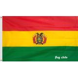 Bandera Bolivia Excelente Regalo 150cm X 90cm
