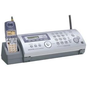 Fax Panasonic Tel Inalámbrico Kx-fg2853 Ag