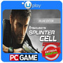 Tom Clancys Splinter Cell Conviction: Deluxe Edition Uplay