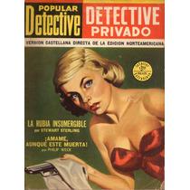 Detective Privado - Stewart Sterling - Philip Weck - 1955