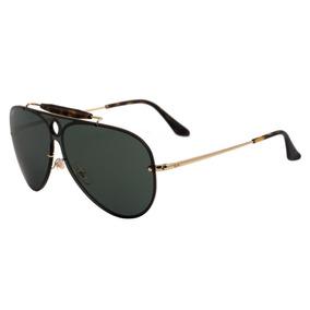 7c12fe01a69d4 Óculos Ray Ban Rb3138 001 Shooter Arista Frame With G - Óculos De ...