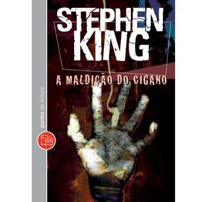 Livro: A Maldição Do Cigano - Stephen King