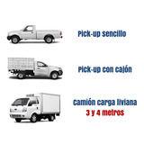 Transporte Mudanzas- Fletes Pick-up San José - Heredia