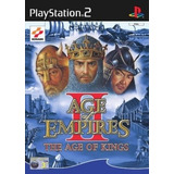 Patch Jogo Age Of Empires 2 The Age Of Kings Cd Play 2 Ps 2