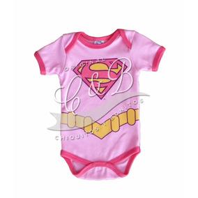 Pañalero Supergirl Super Chica Dc Comics Original