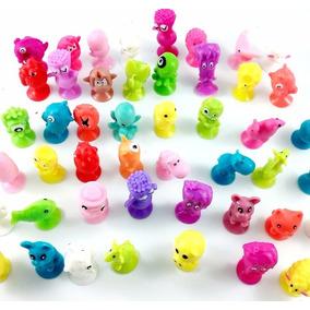 Boneco Kit 10 Mini Bonecos Infantis Decoração