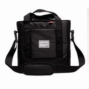 Morral Textil Selektor Messenger Bag 30 Porta Vinilos Cuotas