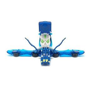 Octa Azul-turning Mecard Transformación De Coches De Juguete