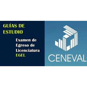 Guia Ceneval Egel Administración 2018.