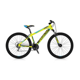 Bicicleta R26 Mtb Sherwood 21v Suspensión Talle L - Pacman