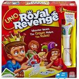 Uno Venganza Real, Original De Mattel. Envió Gratis