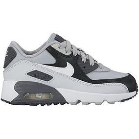 best service fffd7 1d9d7 Tenis Hombre Nike Air Max 90 Ltr Ps Boys Running 833414 55