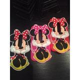Capinha Capa Case Moto G3 G4 G5 Play Plus Minnie Mickey 3d