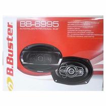 Alto Falante B.buster Bb-6995 6x9 2400w Com Garantia